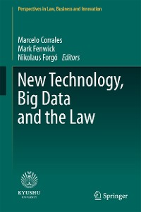 Cover New Technology, Big Data and the Law
