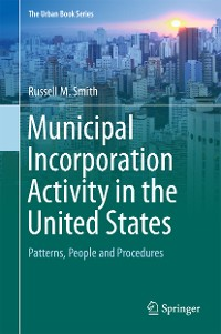 Cover Municipal Incorporation Activity in the United States