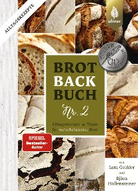 Cover Brotbackbuch Nr. 2