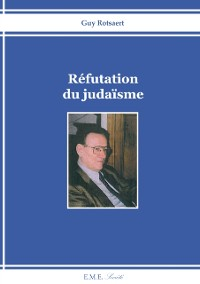 Cover Refutation du judaisme