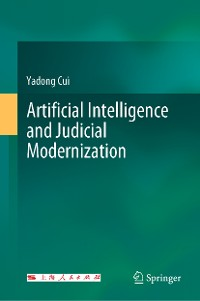 Cover Artificial Intelligence and Judicial Modernization