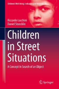 Cover Children in Street Situations
