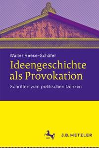 Cover Ideengeschichte als Provokation