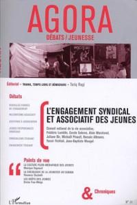 Cover L'engagement syndical et associatif des jeunes