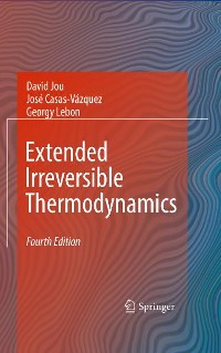 Cover Extended Irreversible Thermodynamics