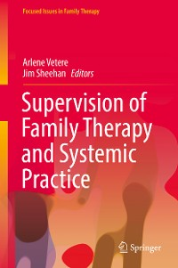 Cover Supervision of Family Therapy and Systemic Practice