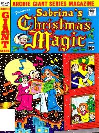 Cover Sabrina's Christmas Magic (2014), Issue 6