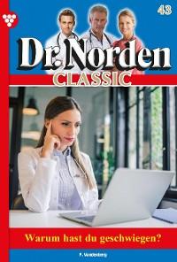 Cover Dr. Norden Classic 43 – Arztroman