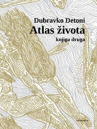 Cover Atlas života - knjiga druga