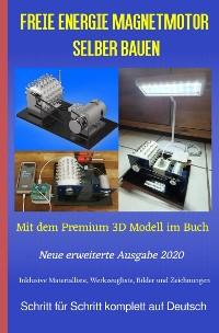 Cover Freie Energie Magnetmotor selber bauen