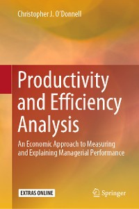 Cover Productivity and Efficiency Analysis