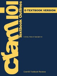Cover e-Study Guide for: Engineering Design Graphics: Sketching, Modeling, and Visualization by James Leake, ISBN 9780471762683