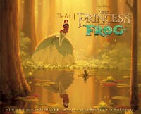 Cover The Art of the Princess and the Frog