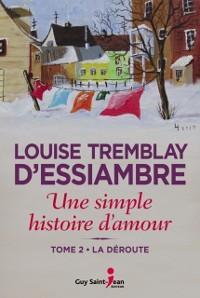 Cover Une simple histoire d'amour, tome 2