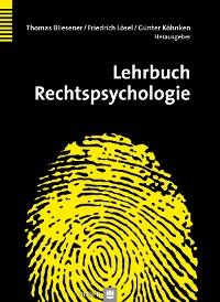 Cover Lehrbuch Rechtspsychologie