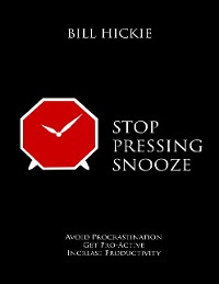 Cover Stop Pressing Snooze