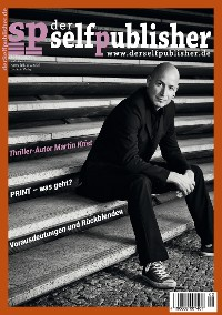Cover der selfpublisher 10, 2-2018, Heft 10, Juni 2018