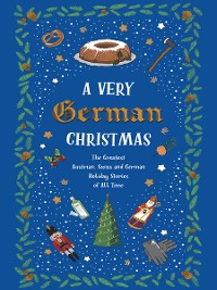 Cover A Very German Christmas