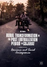 Cover Rural Transformation in the Post Liberalization Period in Gujarat