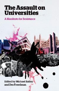 Cover The Assault on Universities
