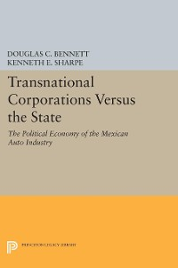 Cover Transnational Corporations versus the State