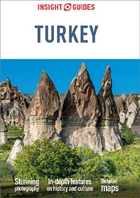 Cover Insight Guides Turkey (Travel Guide with Free eBook)