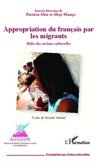 Cover Appropriation du francais par les migrants