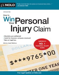 Cover How to Win Your Personal Injury Claim