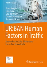 Cover UR:BAN Human Factors in Traffic