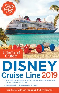 Cover The Unofficial Guide to the Disney Cruise Line 2019