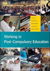 Cover EBOOK: Working in Post-Compulsory Education