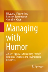 Cover Managing with Humor