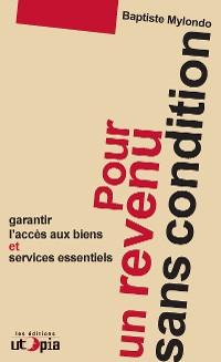 Cover Pour un revenu sans condition