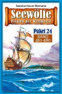 Cover Seewölfe Paket 24