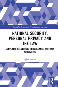 Cover National Security, Personal Privacy and the Law