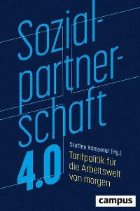 Cover Sozialpartnerschaft 4.0