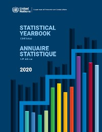 Cover Statistical Yearbook 2020, Sixty-third Issue