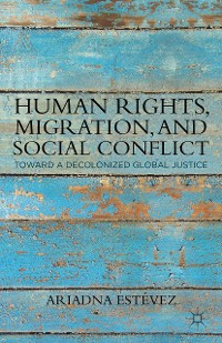 Cover Human Rights, Migration, and Social Conflict