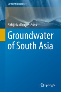 Cover Groundwater of South Asia
