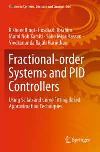 Cover Fractional-order Systems and PID Controllers