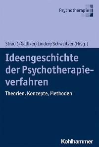 Cover Ideengeschichte der Psychotherapieverfahren