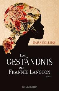 Cover Das Geständnis der Frannie Langton