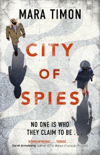 Cover City of Spies