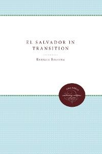 Cover El Salvador in Transition