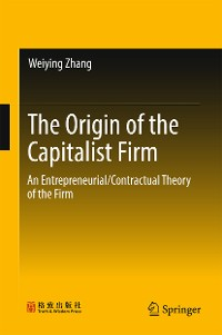 Cover The Origin of the Capitalist Firm