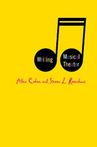 Cover Writing Musical Theater