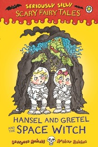 Cover Hansel and Gretel and the Space Witch