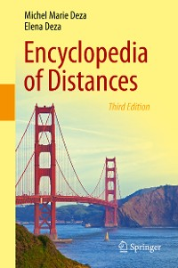Cover Encyclopedia of Distances