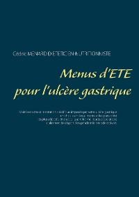 Cover Menus d'été pour l'ulcère gastrique