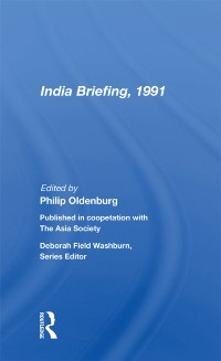 Cover India Briefing, 1991